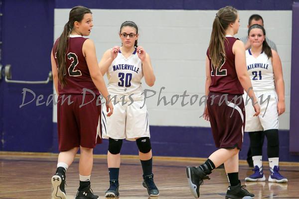 Waterville JV Girls Basketnall