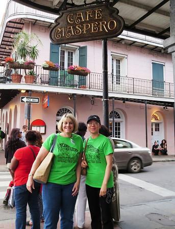 New Orleans Trip - 24-27 April 2014