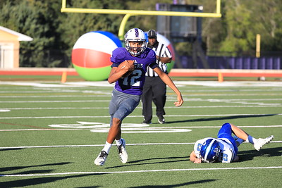 DS JV Football and Cheer 11OCT2018