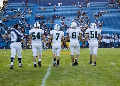 Cougar Football 2007