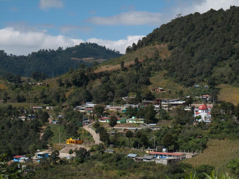 Mountain Pueblo