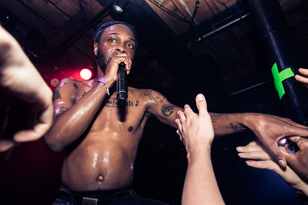 JPEGMafia & Injury Reserve