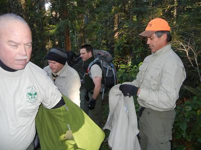 Mt Walker (Philmont Work Up Hike) - Nov 19
