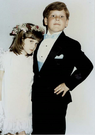 Hannah Wedding 1986