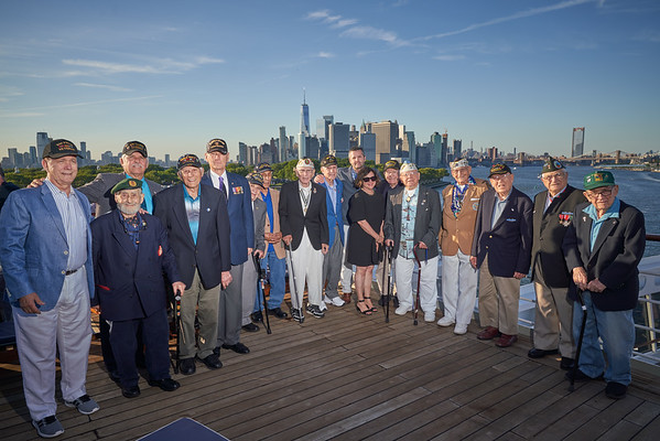 TGGF WWII Leadership Conference - Queen Mary 2