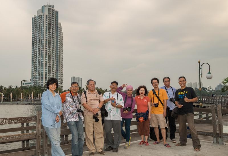 Mentoring series I - Ancol, Oktober 2015
