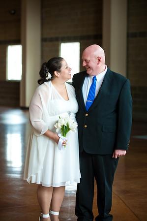 Angie and Rick   Wedding