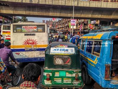 บังกลาเทศ | ความวุ่นวายบนท้องถนน