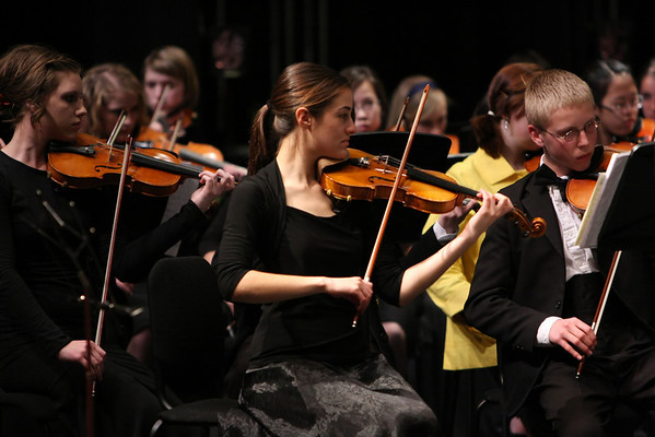 Combined Orchestras 2009