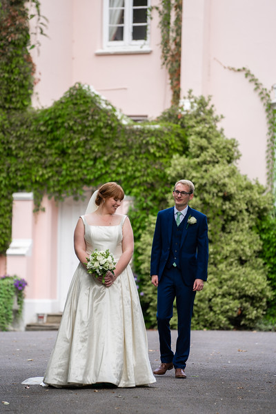 Courtney and Steve - English Countryside Wedding, UK