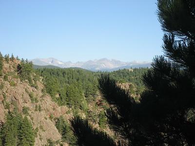 Bear Peak Hike 2007 August