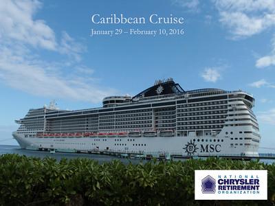 Caribbean Cruise - 2016