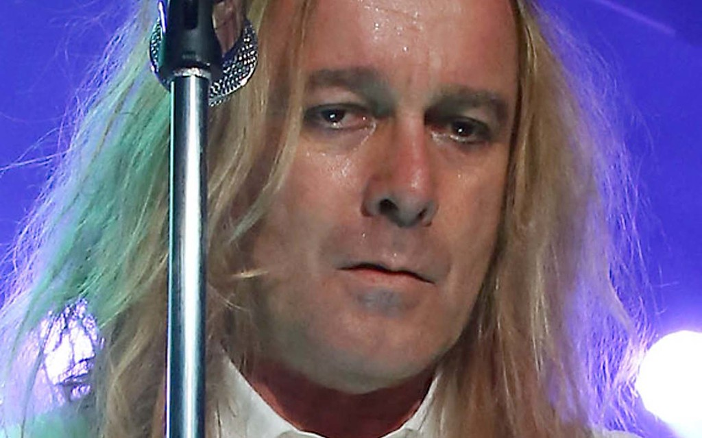 . Singer-guitarist Robin Zander of Cheap Trick is 64. (Getty Images: Neilson Barnard)