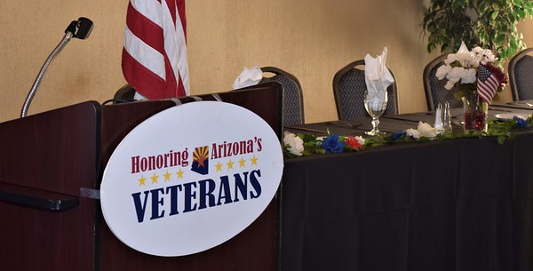 2018 Phoenix Veterans Day Parade Grand Marshals Meet & Greet