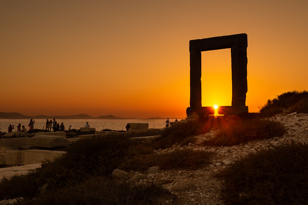 Greece: Mykonos & Naxos