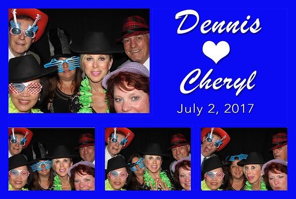 Dennis & Cheryl