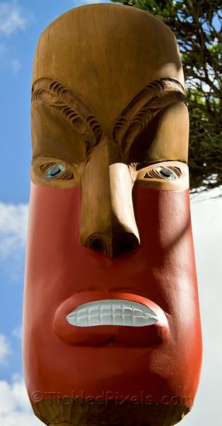 Hoturoa - Commander of the Tainui Waka.