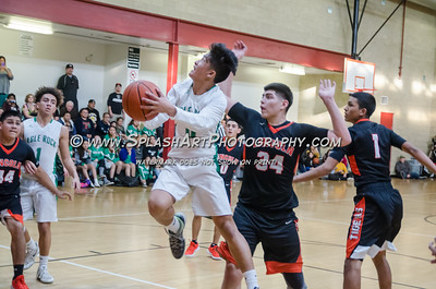 Basketball Eagle Rock vs Franklin vs Lincoln vs Wilson