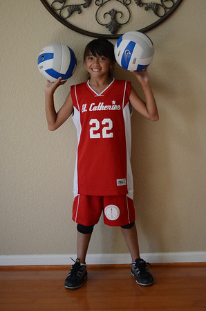 STC Volleyball 2011