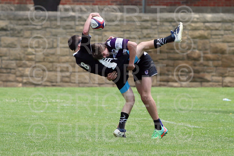 2014 Wisconsin High School Rugby Division I Championship Pulaski Roos vs Whitefish Bay Berserkers