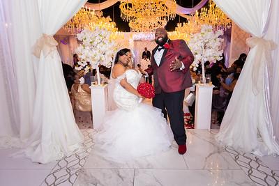 LaQuita & Fred wedding