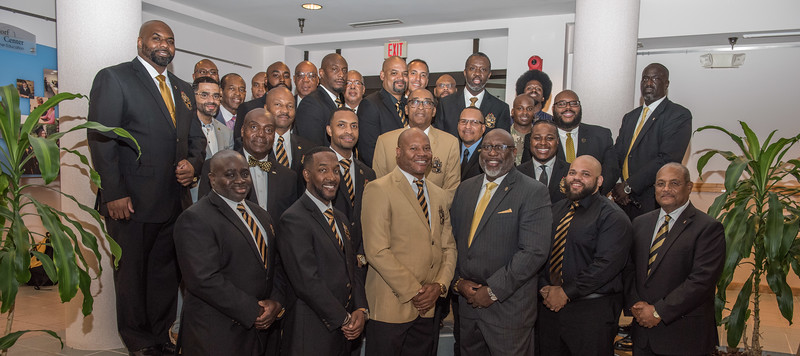Alpha Phi Alpha 2019 Chapter Picture