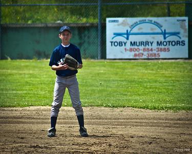 Baseball in July