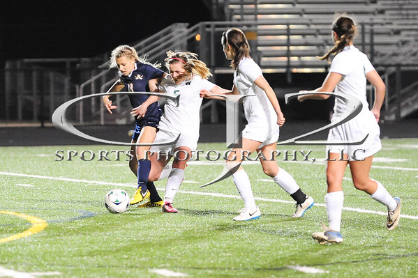 3-28-2014 Loudoun County at Woodgrove Girls Soccer (Varsity)