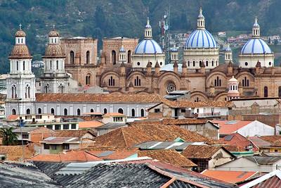 Cuenca:  Colonial City