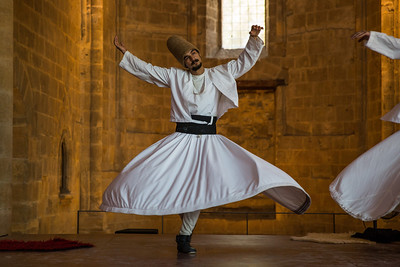 Whirling Dervishes Turkish Nicosia