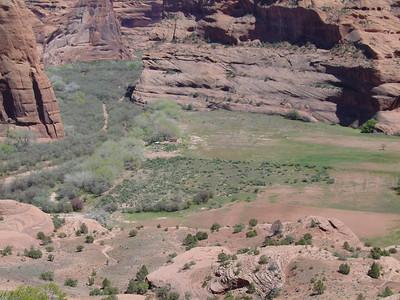 Canyon de Chelly  NM 2005