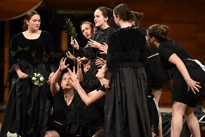 Sacred Heart Girls' College: Richard III - Act IV sc iv