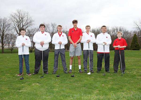 SN Boys Golf 2018