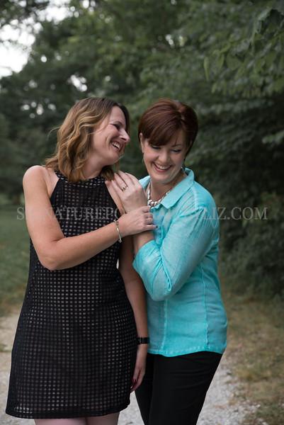 Angie & Claudine