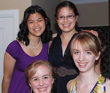 2011 05 27:  Last Splash Dance, Federica and Friends, Duluth East HS