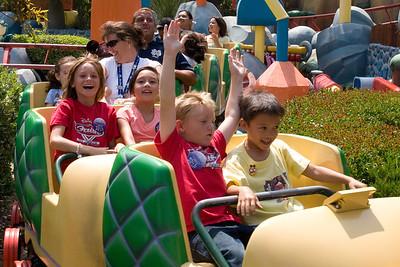 Disneyland (01 Aug 2007)
