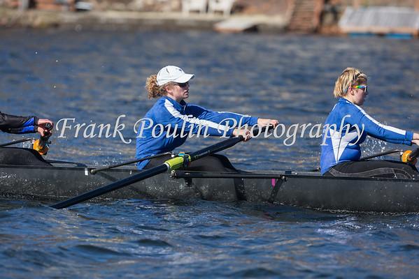 Wellesley rowing 4/10/2016