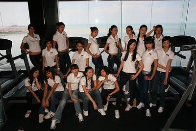 20080616 Top Model Celebrity Fitness