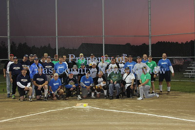 Old-Timers Softball 2017