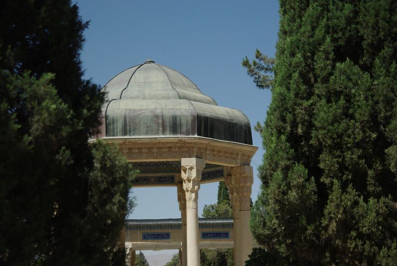 Park przy grobowcu Hafeza