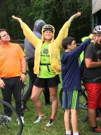Erie Canal Bike Trip 2017