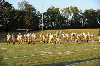 Varsity Football - South Tama 2011