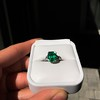 3.08ct Vintage Emerald Solitaire, by Tiffany & Co 19