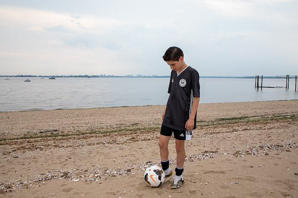 Ethan Soccer 2021