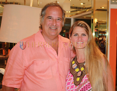 Theatre Museum Shopping Event at Tory Burch in East Hampton Hosted by Stewart and Bonnie Lane, August 23, 2009