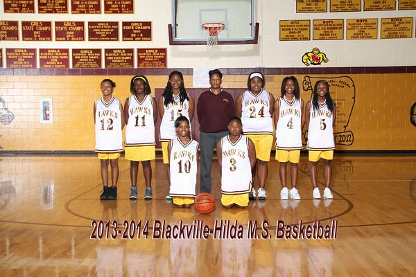 MS Basketball Girls