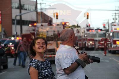 Hempstead F.D. Working Fire 590 Fulton Ave. 6/17/12