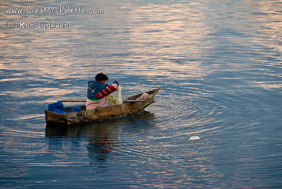 Guatemala - Life on Lake Atitlan