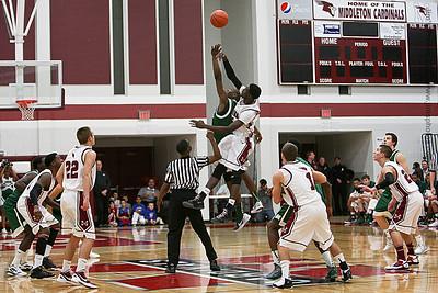 Madison Memorial Boys Basketball - Jan 31, 2012