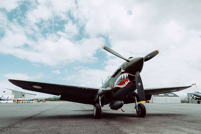 NZ Warbirds Open Day 2015